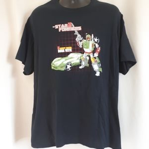 Star Formers Boba Vette T Shirt Size XL